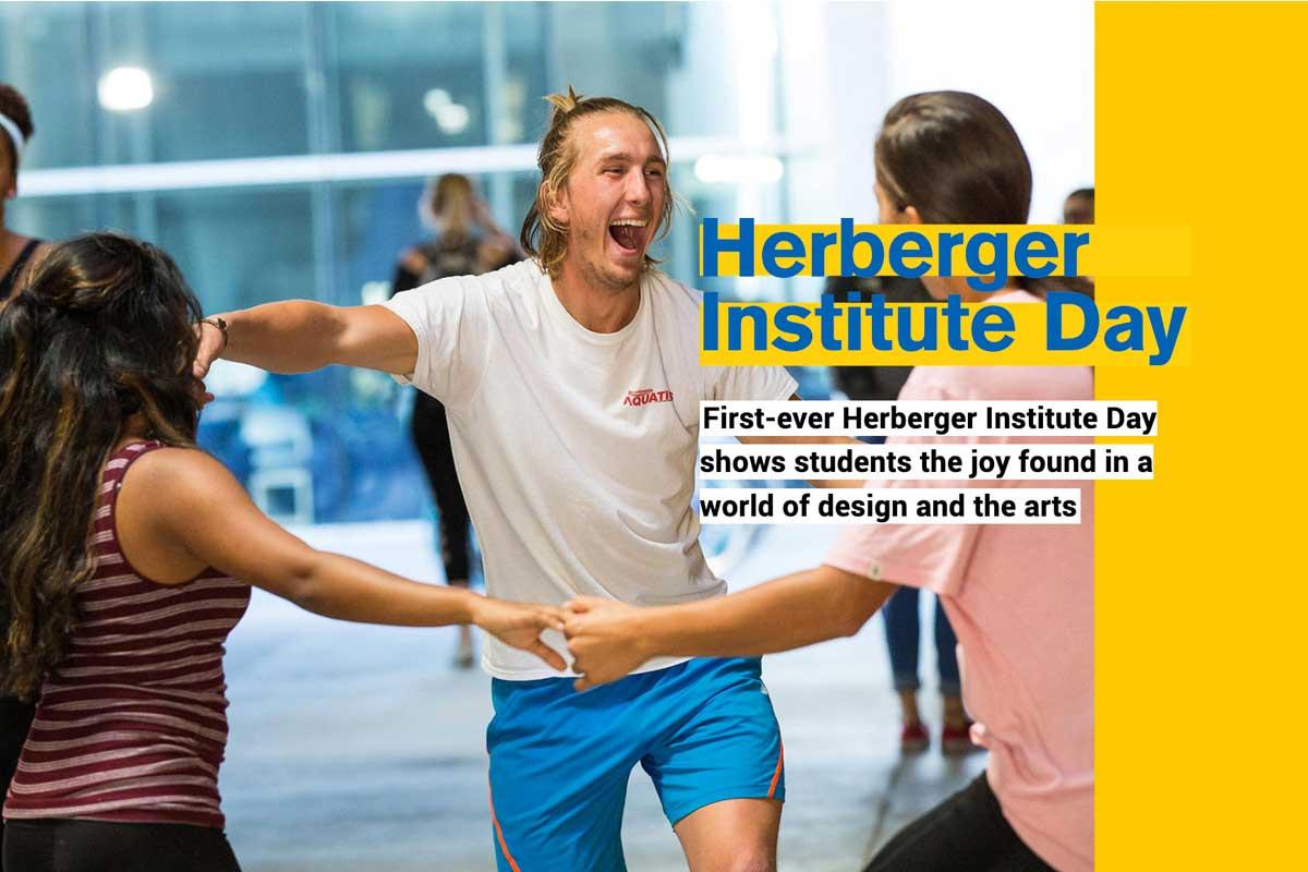 Herberger Institute Day - Dance Workshop