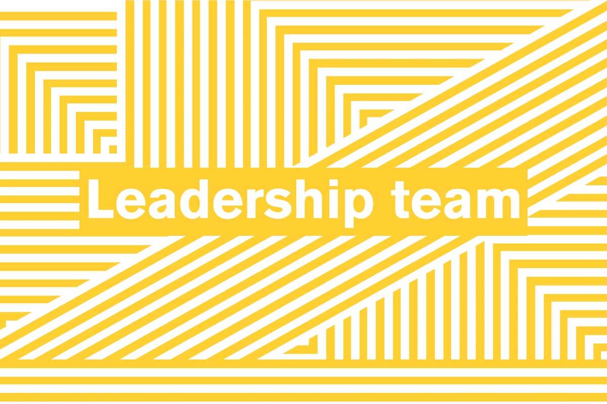 Leadership team - text