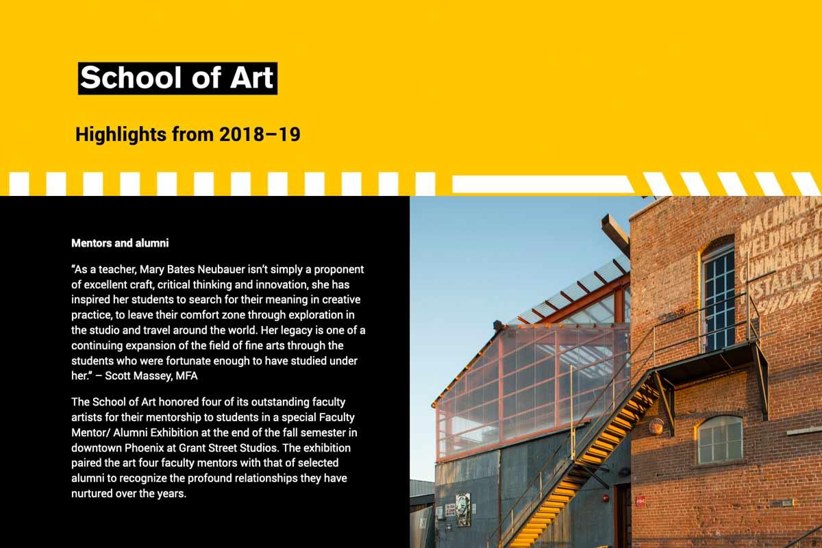 school of art highlights