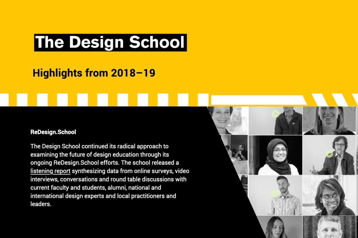 The Design School highlights